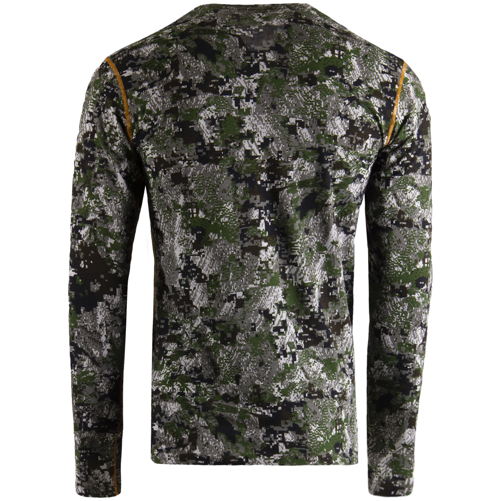 Long sleeve Gen.II Cotton Sitka Green-фото2684