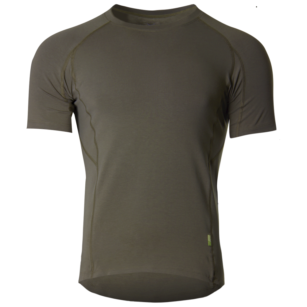 Футболка Thorax Full Lycra Olive-фото389