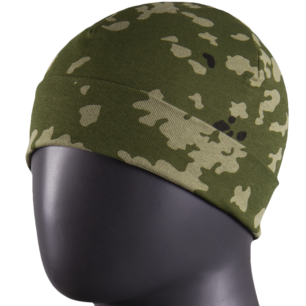 Шапка тактична Cotton Flecktarn D-фото3376