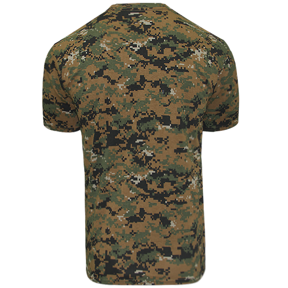 Футболка Cotton Marpat Brown-фото3630