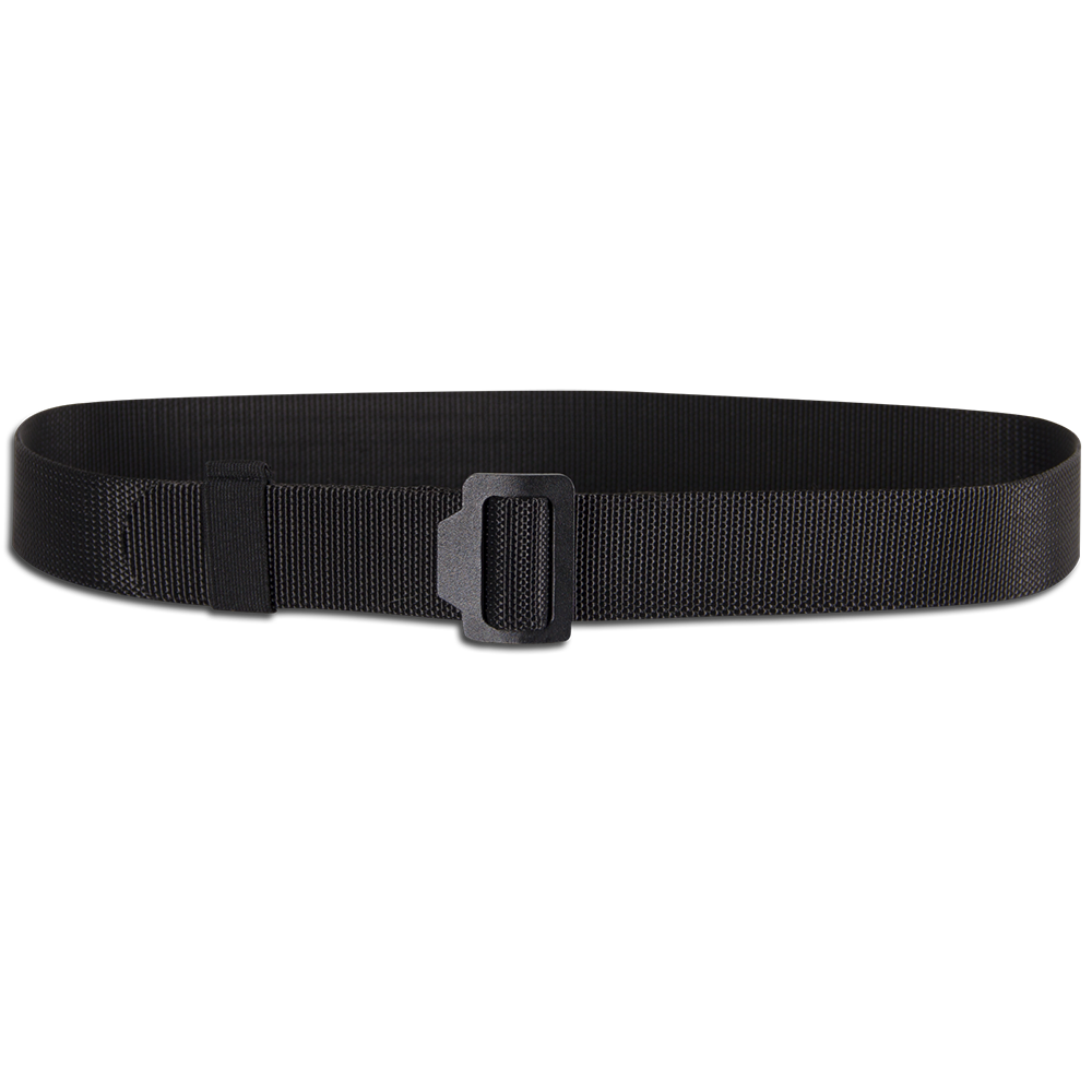 Ремінь тактичний BUCKLE STEEL Black-фото1724