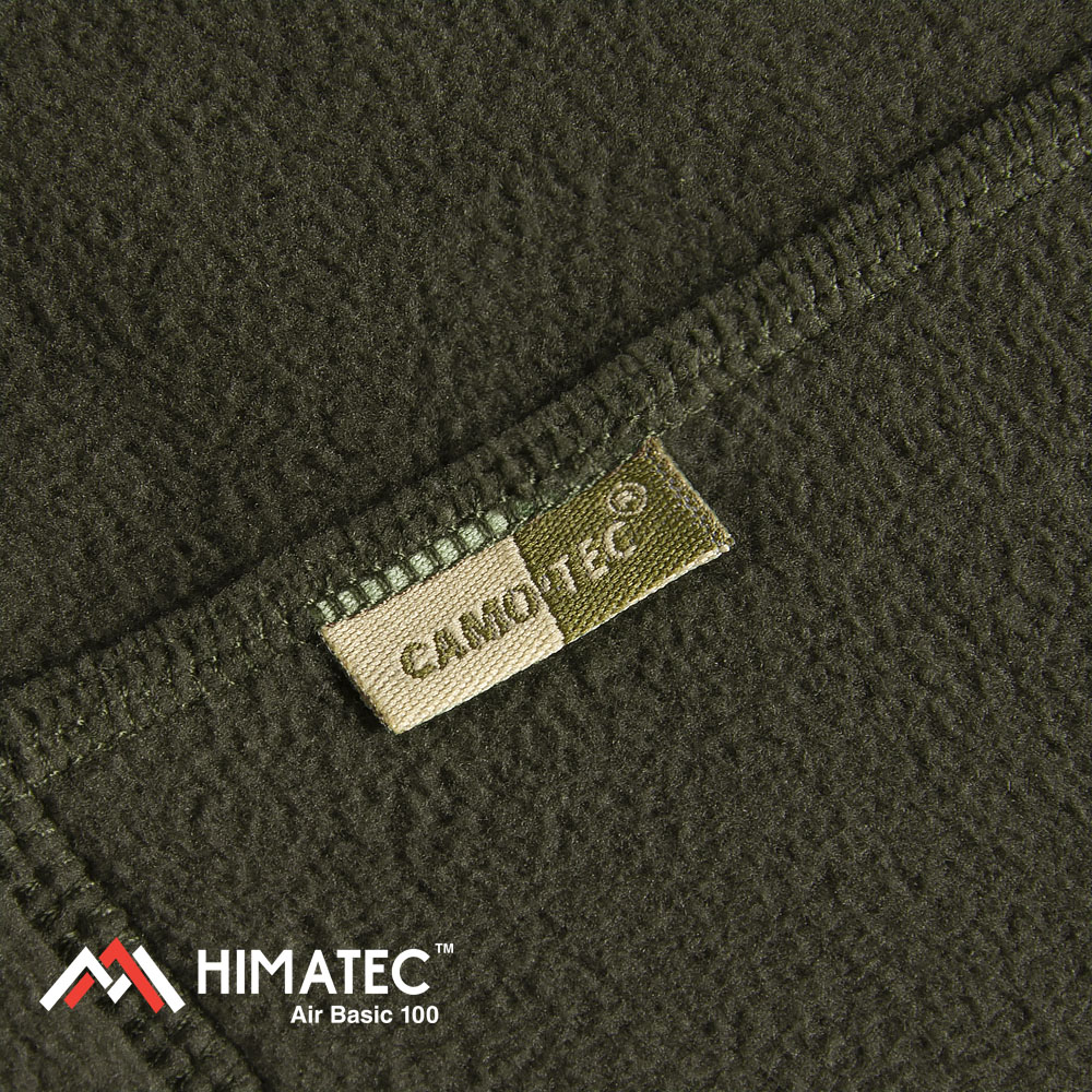 Балаклава Himatec Air Basic 100 Olive-фото2853