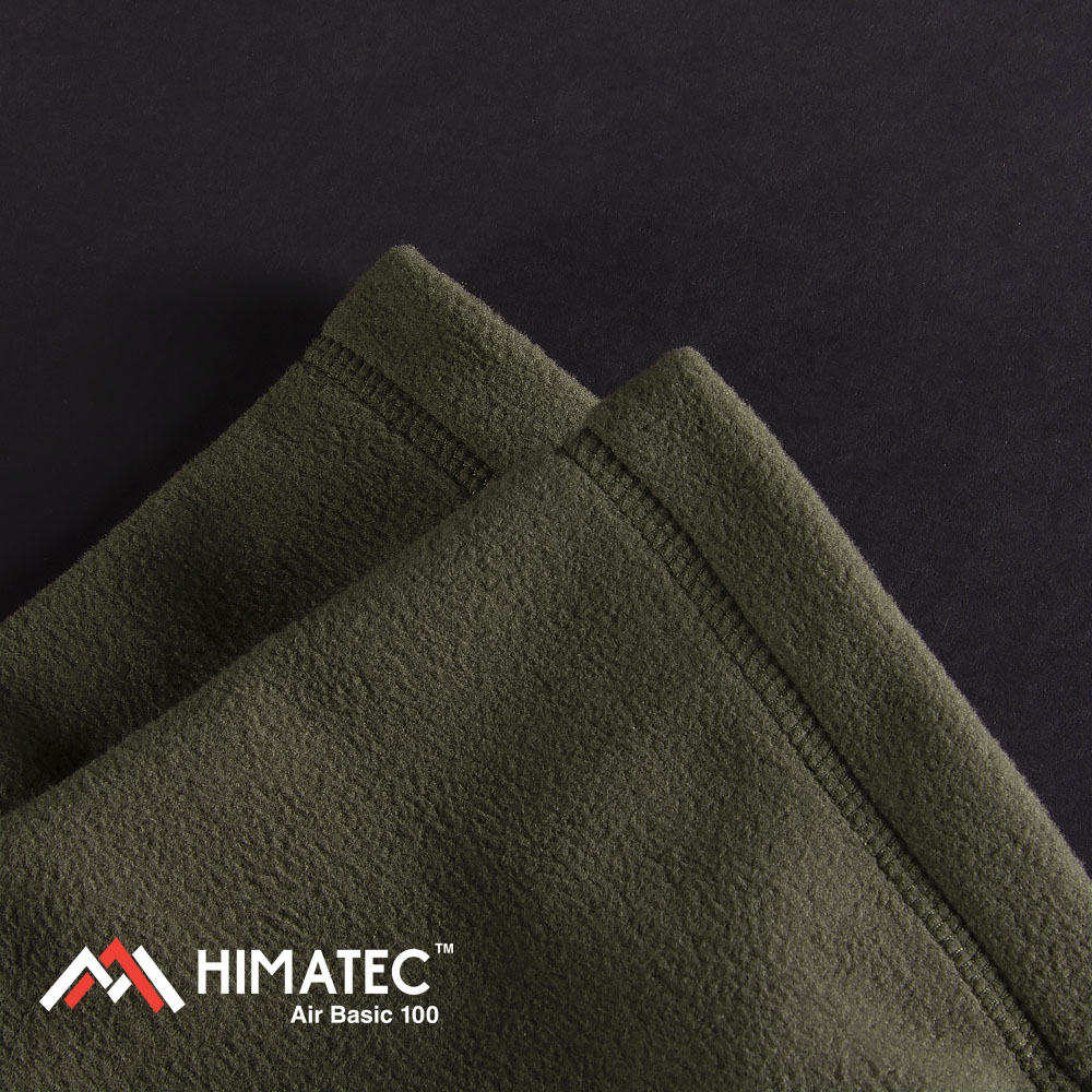 Балаклава Himatec Air Basic 100 Olive-фото2852