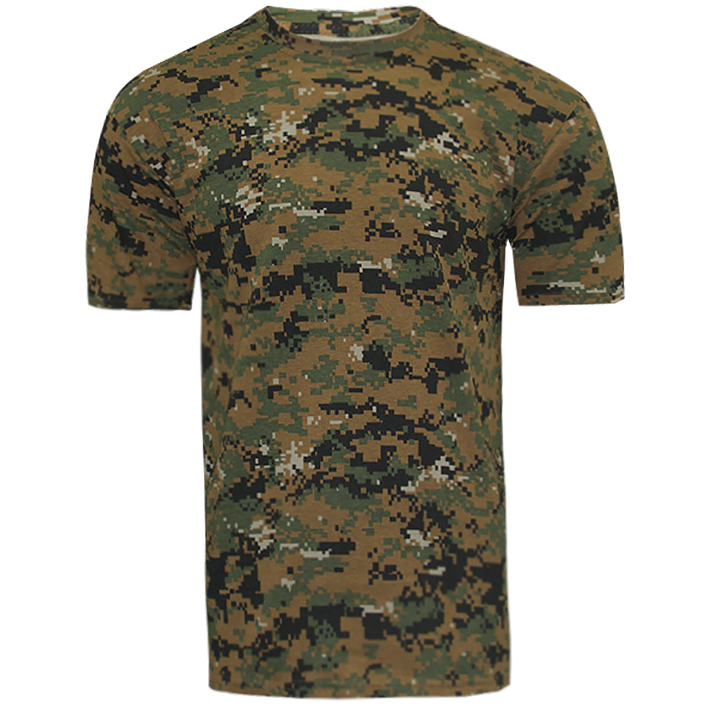 Футболка Cotton Marpat Brown-фото3629