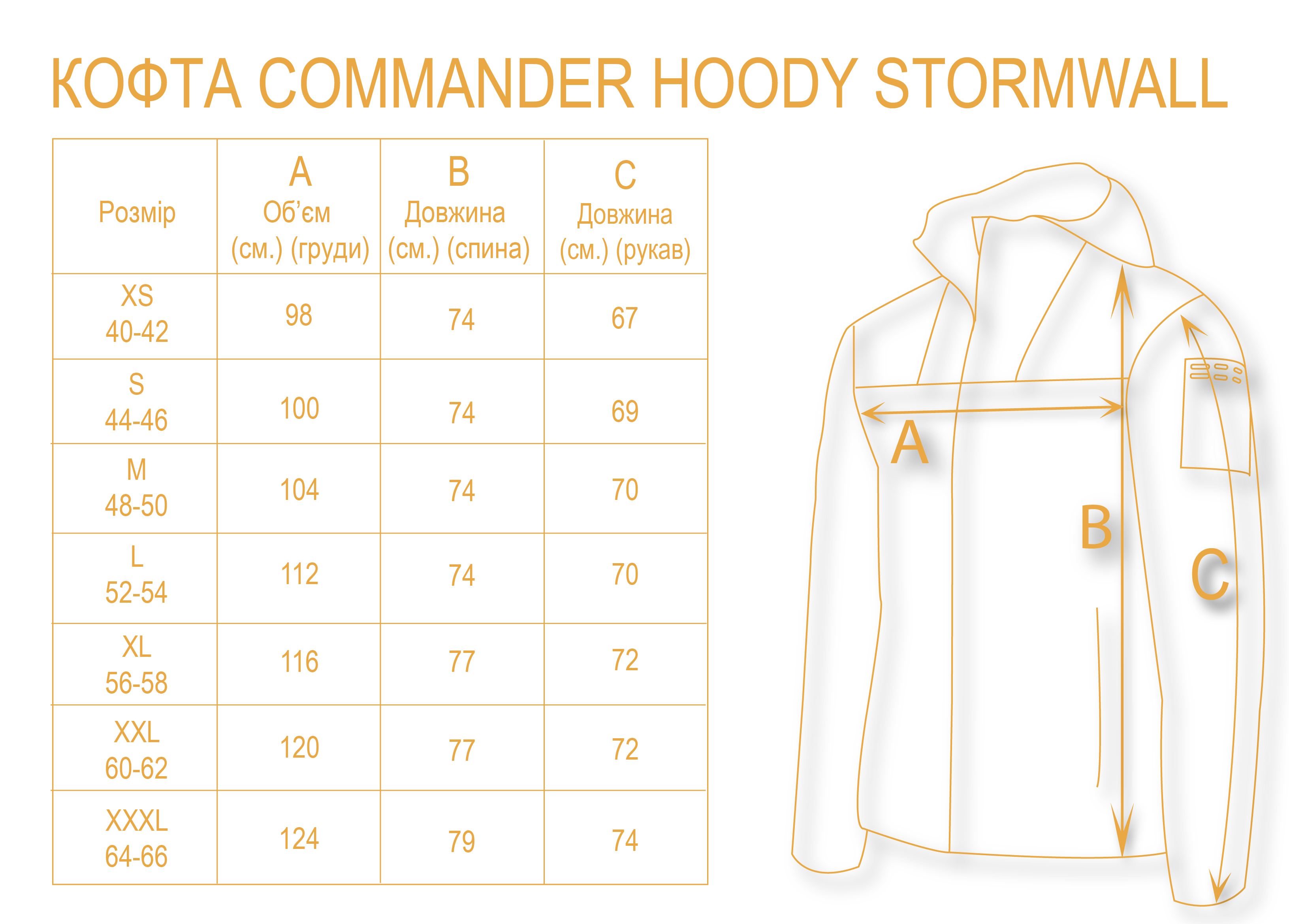 Кофта COMMANDER Hoody Strike Fleece 270 Melange Olive-фото169