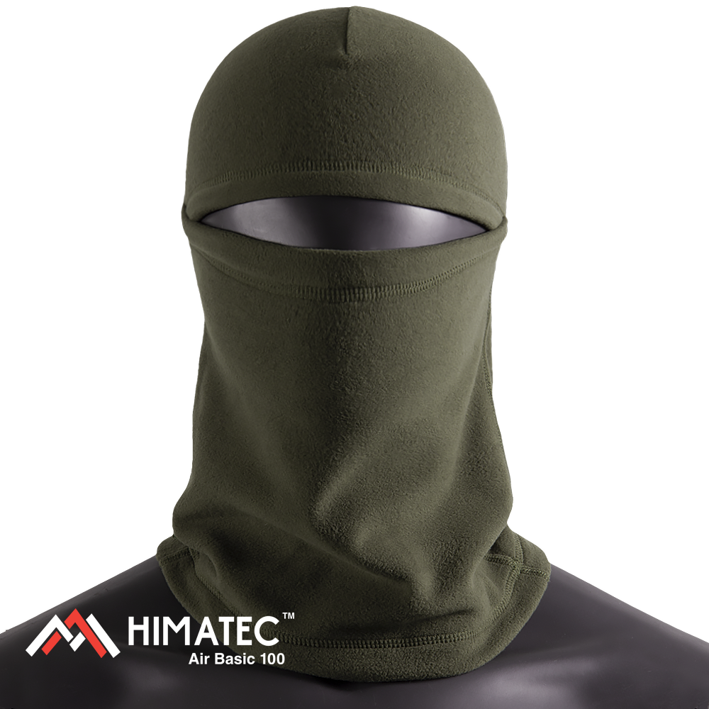 Балаклава Himatec Air Basic 100 Olive-фото2848