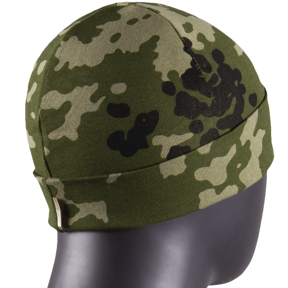 Шапка тактична Cotton Flecktarn D-фото3375
