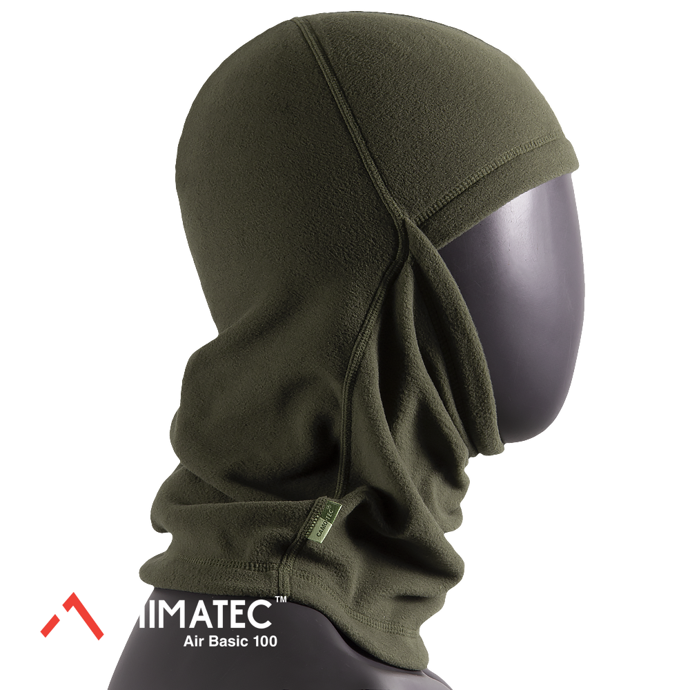 Балаклава Himatec Air Basic 100 Olive-фото2850