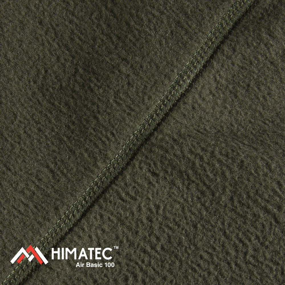Балаклава Himatec Air Basic 100 Olive-фото2854