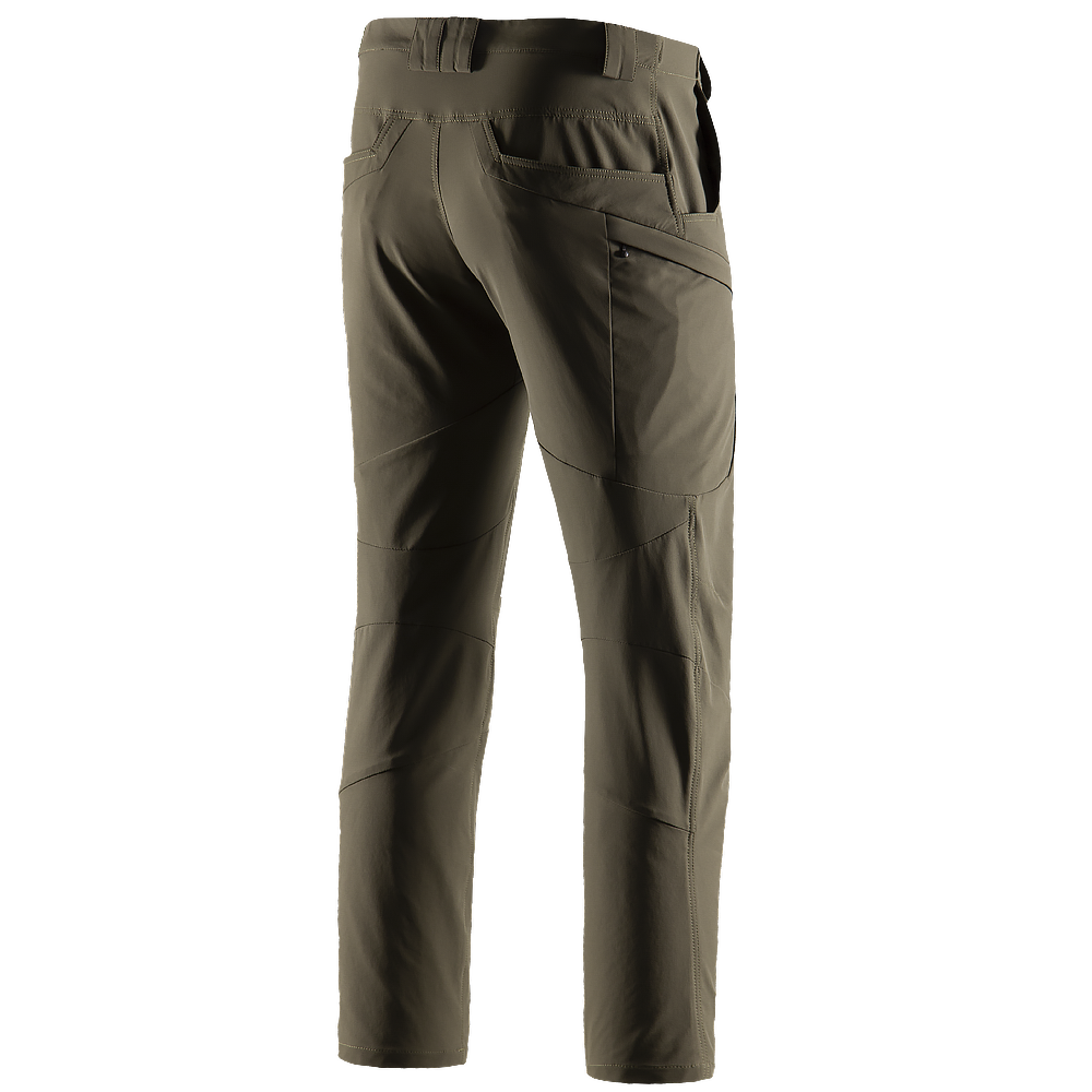 Pants LIZARD nylon Olive-фото3940