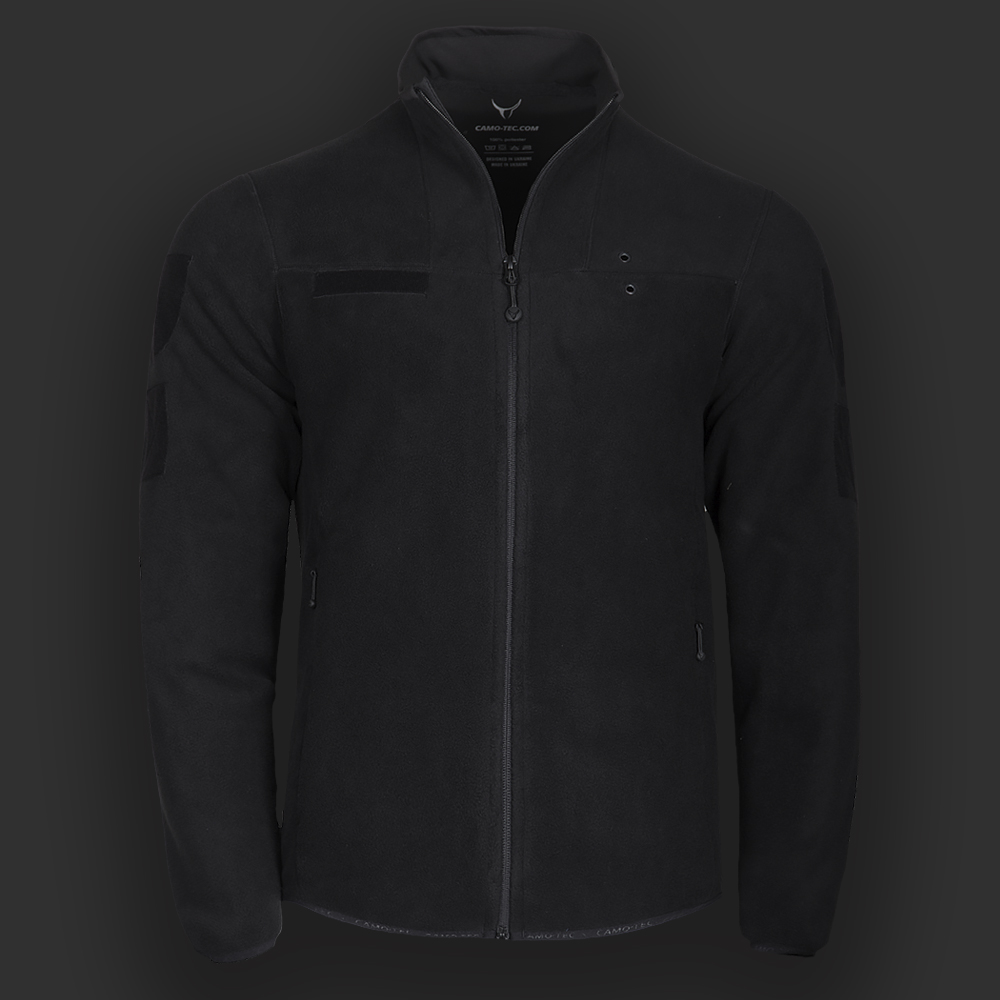 Кофта COMMANDER Gen.II StormWall Black-фото1151