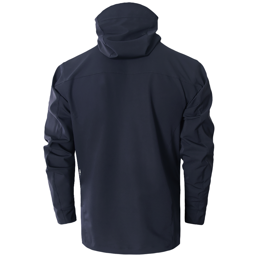 Куртка Falcon Hoody DW Poly Dark Blue-фото6239
