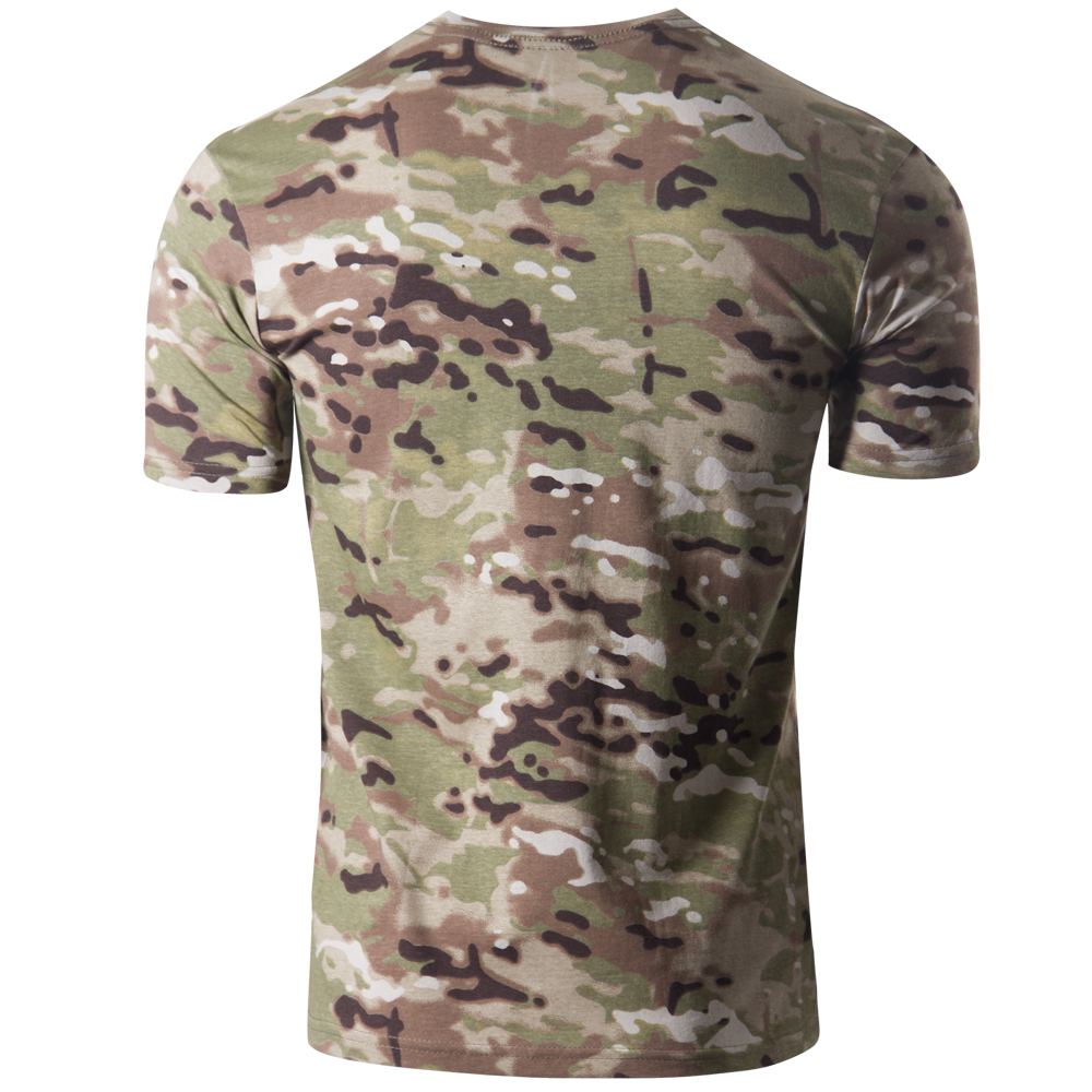 Футболка Cotton Multicam-фото351